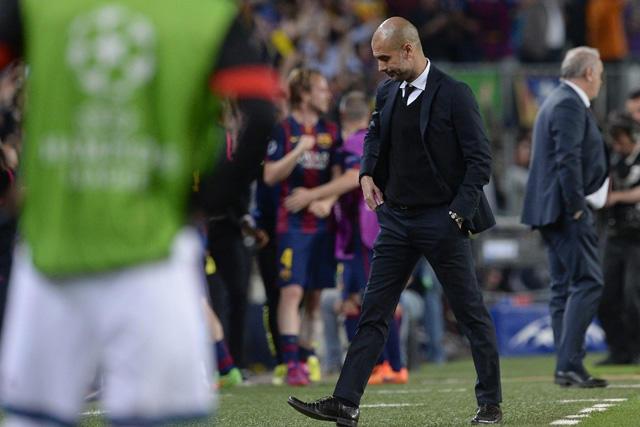 La última vez que estuvo en el Camp Nou fue en 2015