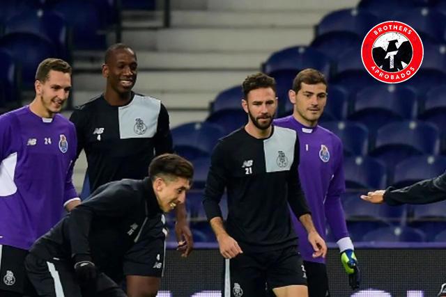 Herrera, Layún y Corona le enviaron mensajes de apoyo a Iker Casillas