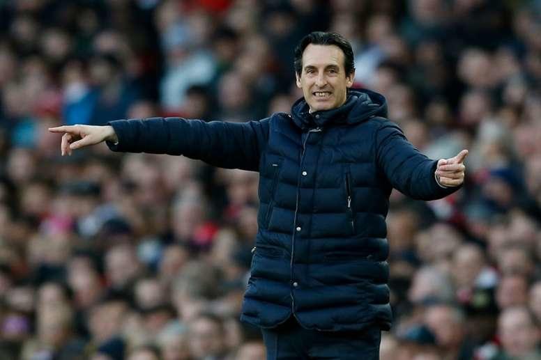 """Emery le """"regala"""" su alineación al Valencia"""