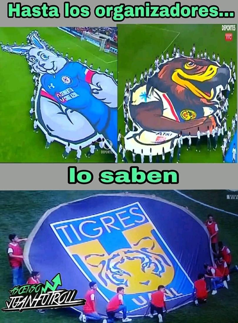 Monterrey vs Tigres