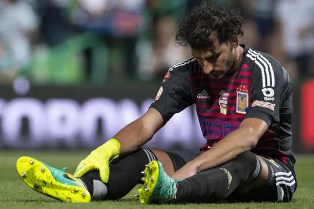 Nahuel Guzmán agredió a Layún tras perder la final de la Concachampions
