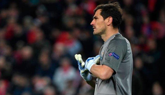 Iker Casillas se encuentra fuera de peligro