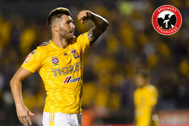 Gignac mostró su profesionalismo y felicitó a Rayados