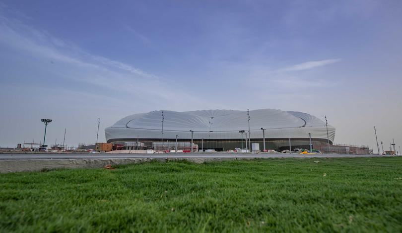 Galería - Al Wakrah, el segundo estadio listo para Qatar 2022