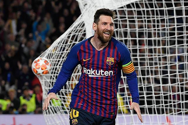 Lionel Messi fue buscado por la Federación Española para jugar con su selección