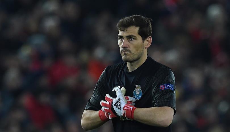 Sara Carbonero reveló que Iker Casillas podría salir del hospital el próximo seis de mayo