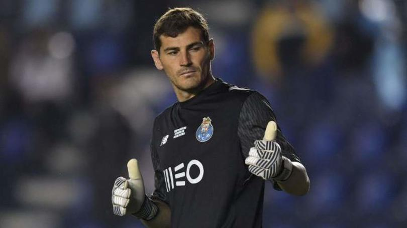 Ya hay fecha para que Iker Casillas abandone el hospital