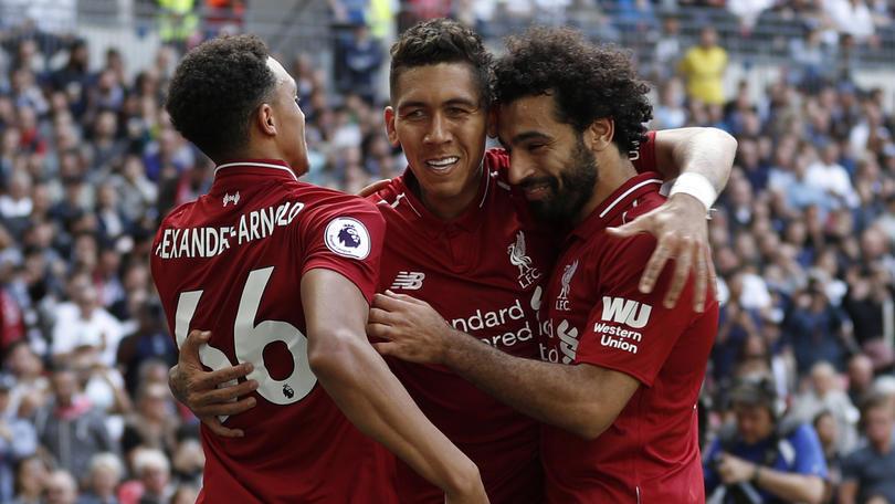 Crack del Liverpool se perderá la vuelta ante Barcelona