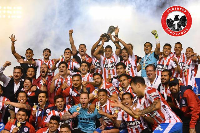 Los equipos de la Liga MX le dieron la bienvenida al Atlético San Luis