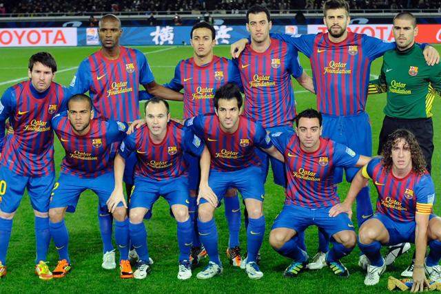 Barcelona tiene una de las mejores canteras en el mundo