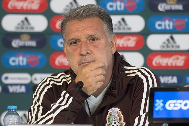 Gerardo Martino no podrá contar con dos jugadores en la Copa Oro