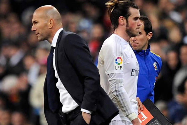 Zidane le habría dicho a Bale que ya no está en los planes del Madrid