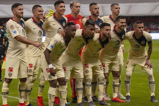 7ec6e9a3952 América perderá a un hombre clave para enfrentar a Cruz Azul