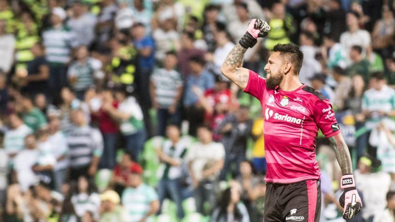 ¿Jonathan Orozco adelanta su salida de Santos?