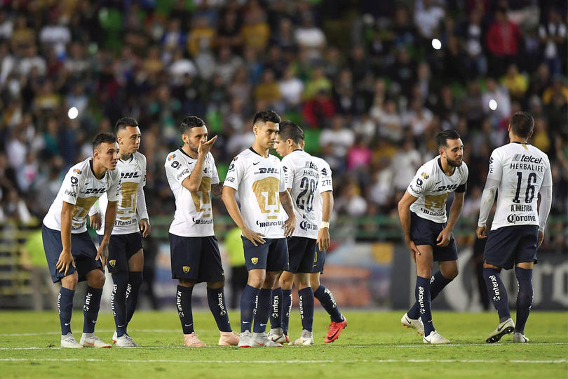 Club chileno habría demandado a Pumas