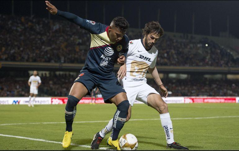 América y Pumas son los mejores equipos mexicanos en jugadas a balón parado