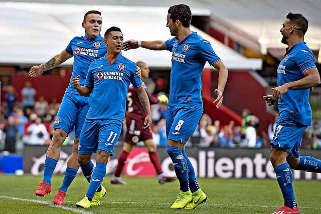 Elías Hernández podría regresar en la Liguilla con Cruz Azul