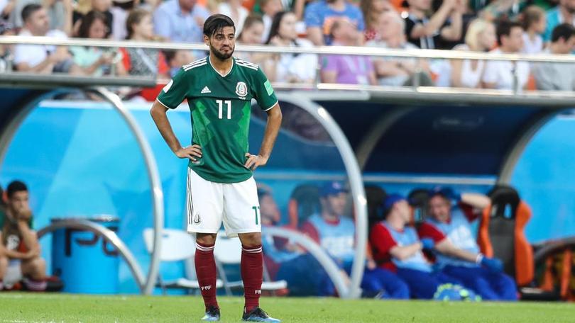 Martino tendrá reunión con Vela para convencerlo de jugar Copa Oro