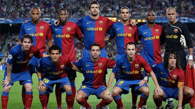 Rafael Márquez estaría acompañado de exjugadores del Barcelona