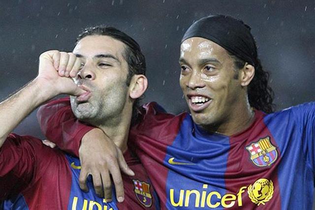 Ronaldinho será uno de los cracks que acompañarán a Márquez en su despedida