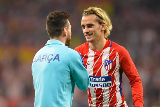 Griezmann bajaría su sueldo para llegar al Barcelona