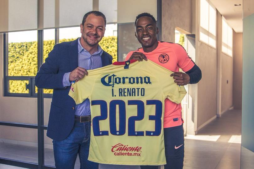 Renato Ibarra será del América hasta 2023