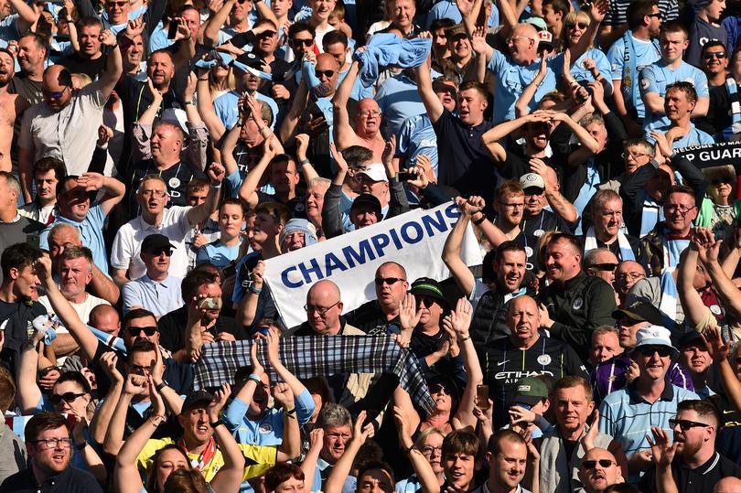 Afición Manchester City