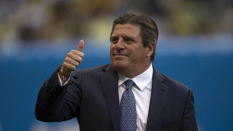 Miguel Herrera asegura que América es favorito contra León