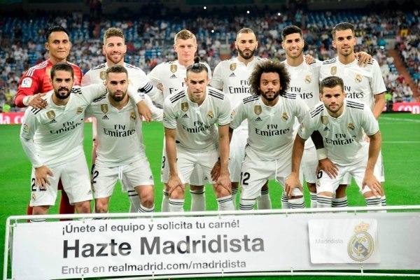 El Real Madrid hará una limpia de jugadores para la siguiente temporada