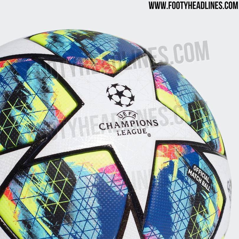 Balón de la Champions 19/20