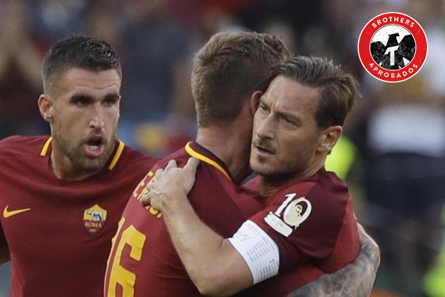 Francesco Totti le dedicó unas palabras a su amigo después de anunciar su salida de la Roma