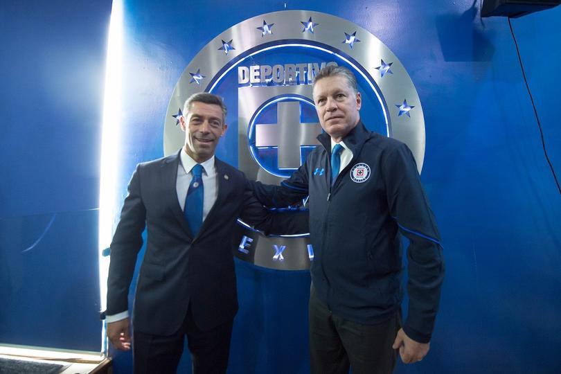 Confirmado: Caixinha y Peláez siguen en Cruz Azul