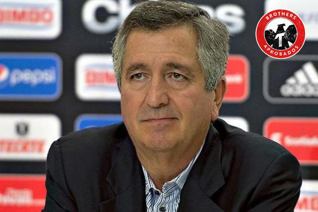 Jorge Vergara recibió mensajes de apoyo de los equipos de la Liga MX