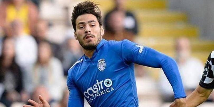 Antonio Briseño podría jugar su último partido con Feirense