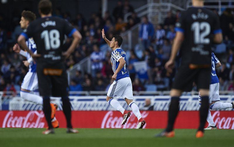 Héctor Moreno terminará la temporada ante Espanyol