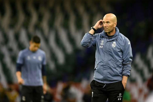 Zidane quiere a Mendy en el Real Madrid