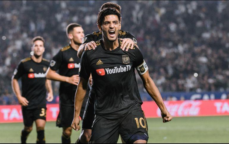 Video - El golazo de Vela contra el Dallas FC