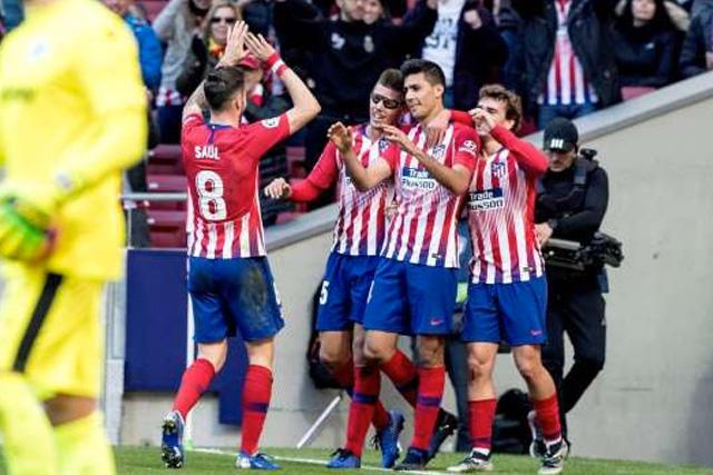 Barcelona estaría interesado en otro jugador del Atlético de Madrid