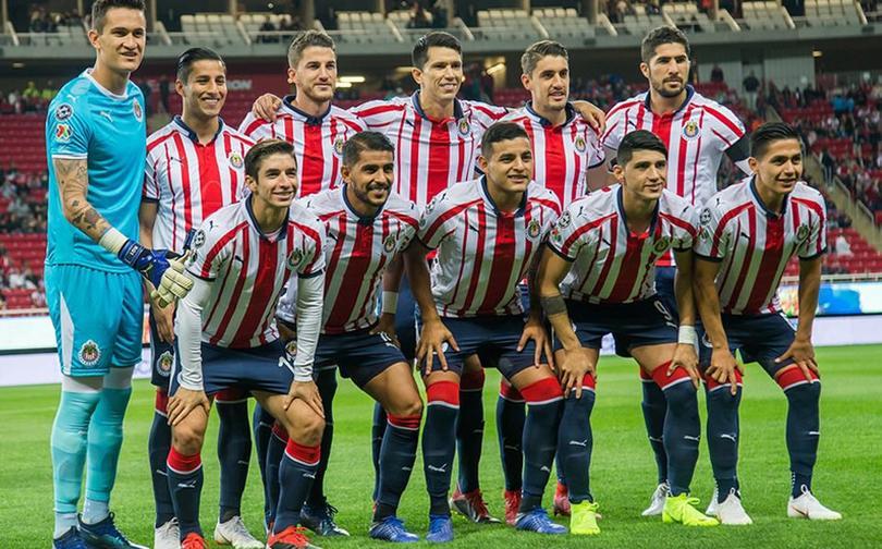 Con rivales internacionales, el Guadalajara se prepara para el Apertura 2019