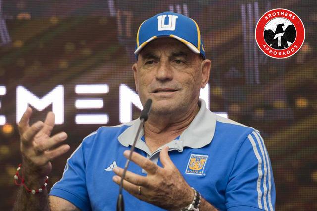 Osvaldo Batocletti lucha contra el cáncer y Tigres se unió para apoyarlo