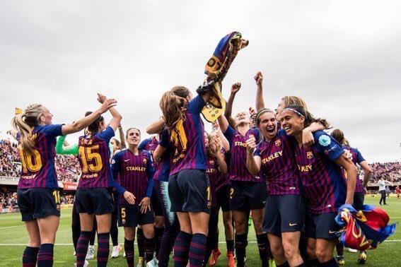 FC Barcelona Femenil
