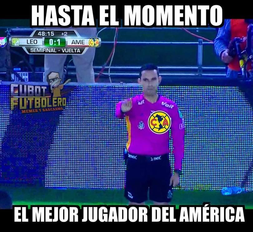 Los memores memes que dejó la victoria del León sobre el América