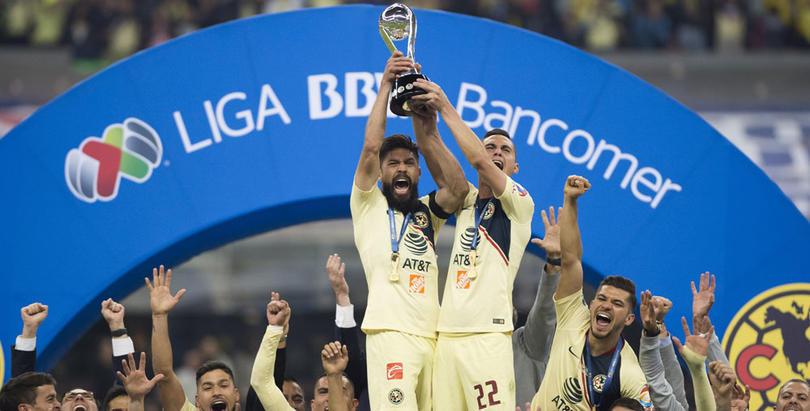 El América irá como el campeón del Apertura 2018