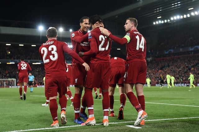 El Liverpool jugará la final de la Champions contra el Tottenham
