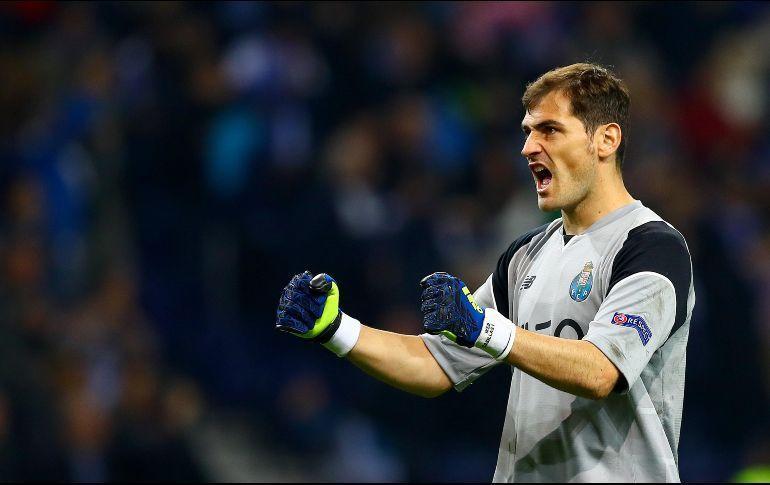 Iker Casillas, un arquero que ha triunfado sobre la adversidad