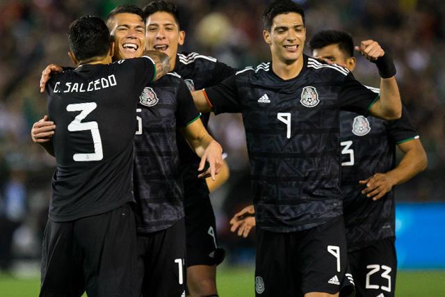 México ya conoce las fechas para sus partidos en la Concacaf Nations League