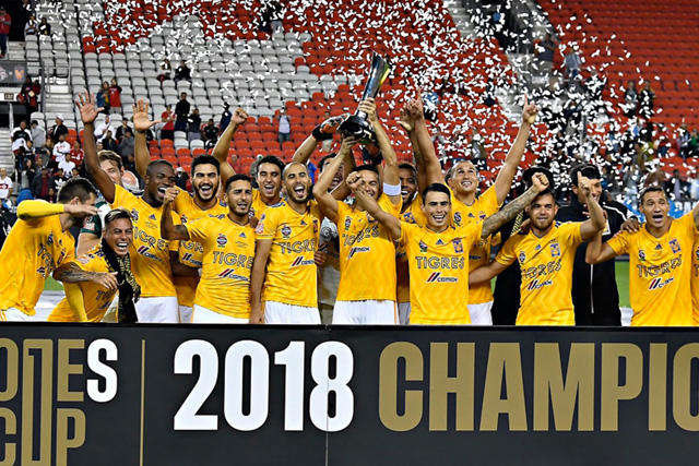 Tigres fue el primer monarca de la Campeones Cup entre Liga MX y MLS