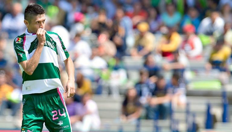 Oribe Peralta está en la búsqueda de volver a Torreón