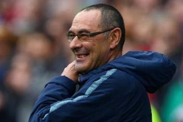 Maurizio Sarri sería la primera opción para llegar a la Juventus