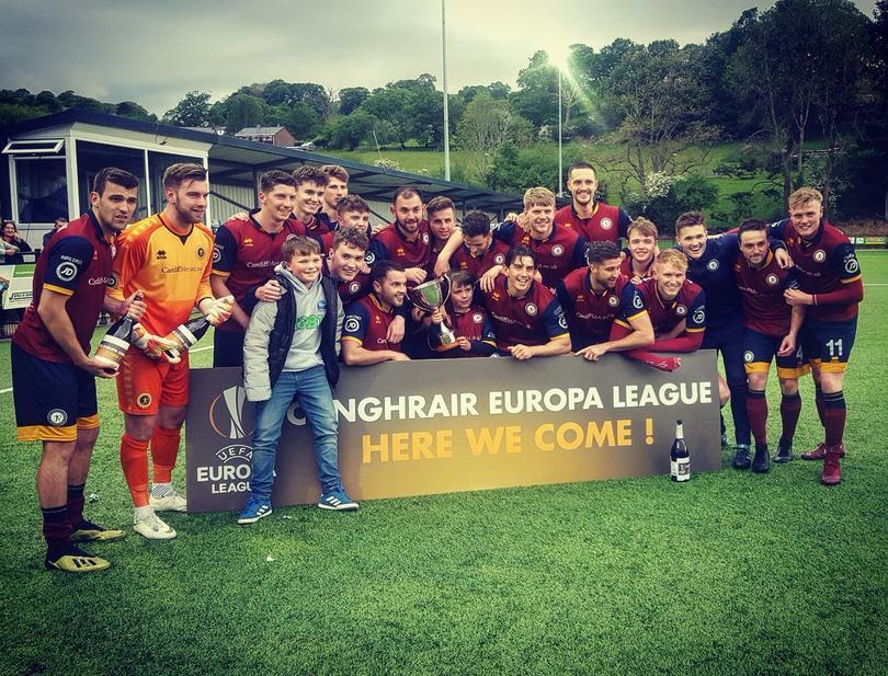 El equipo universitario que jugará Europa League